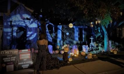 September 2020 Cemetery Display