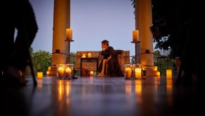 Covid Halloween: Drama After Dark Interview