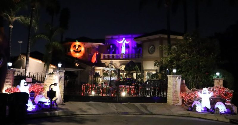 San Gabriel Valley Yard haunts 2020