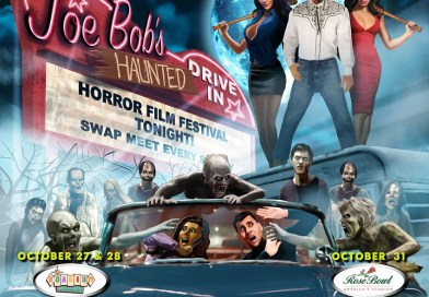 Joe Bob's Drive-In will haunt Rose Bowl for Halloween