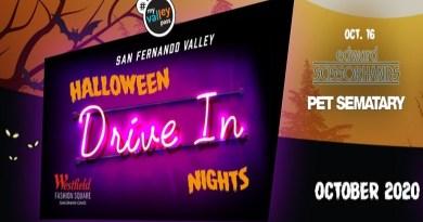 San Fernando Valley Halloween Drive In Night 2020 Covid Interview