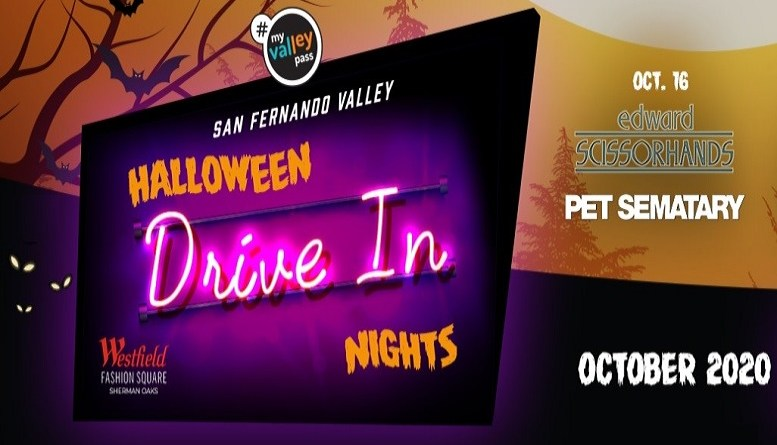 San Fernando Valley Halloween Drive In Night 2020 Covid Interview