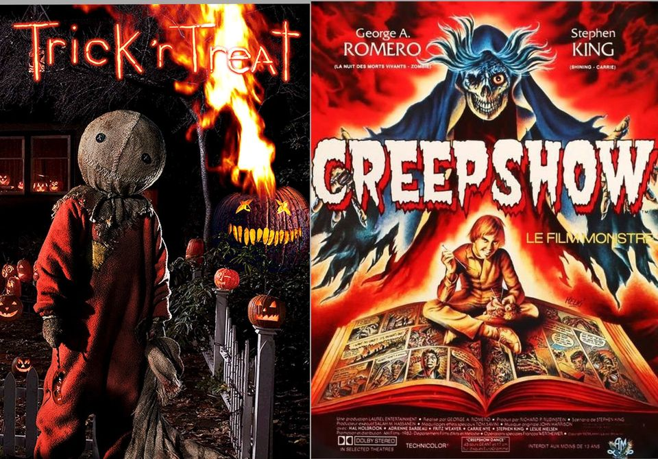 Halloween O Thon 2020 Halloween O Thon: Trick r Treat & Creepshow | Hollywood Gothique