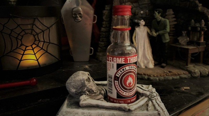 Flamer Thrower Whiskey