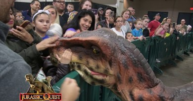 Jurassic Quest coming to Southern California