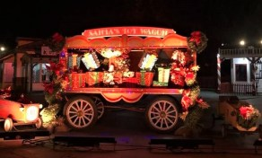 Santa's Toy Wagon
