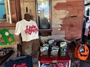 Camp horror t-shirt