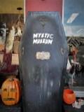 Mystic Museum Coffin