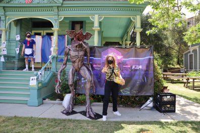 Spooky Swap Meet Debut 2021