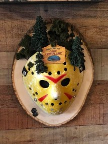 Ah, yes - the infamous hockey mask