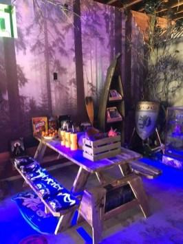 Mystic Museum Camp Horror store