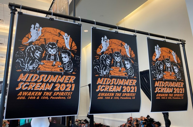 Awaken the Spirits banners