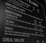 Rad Coffee menu 4