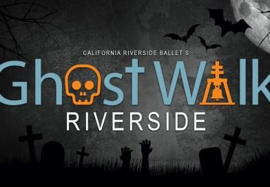 Trailer: Ghost Walk Riverside 2021