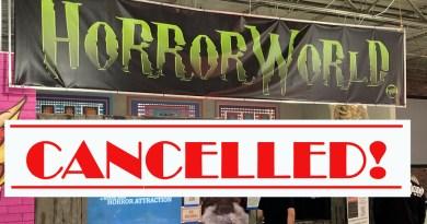 HorrorWorld cancelled!