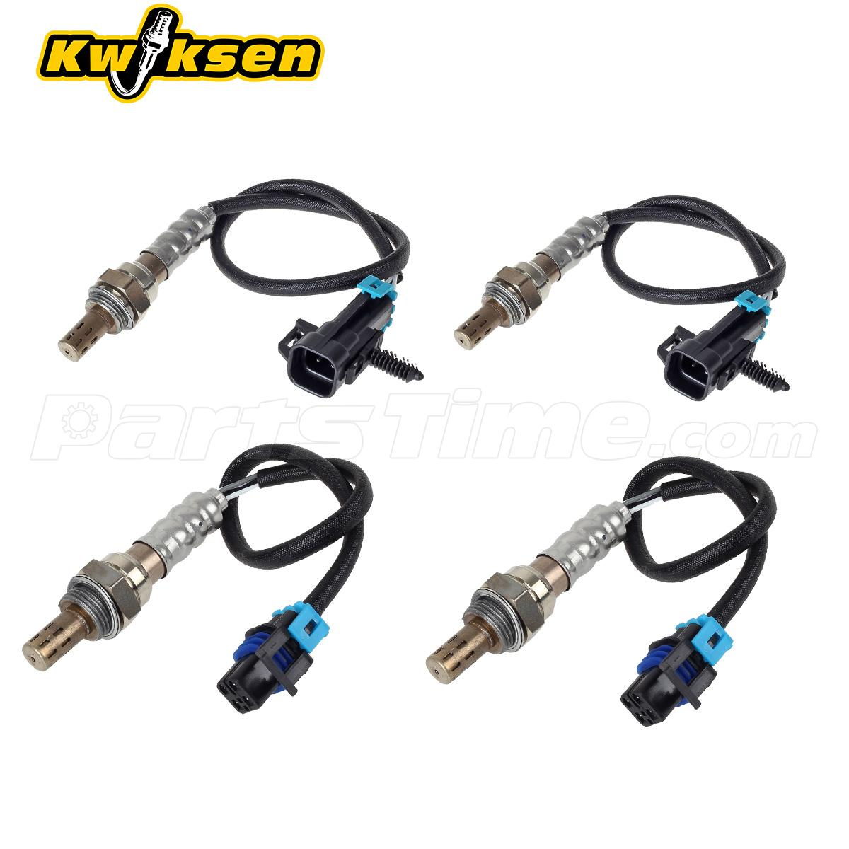 Oxygen O2 Sensor Upstream & Downstream For 06 07 Chevrolet