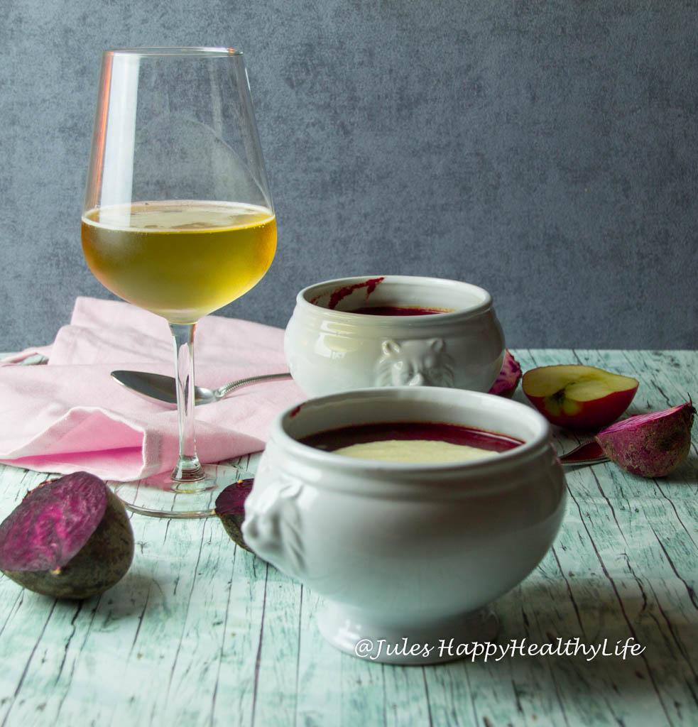 Im Ayurveda hat die Rote Bete Suppe heilende Wirkung