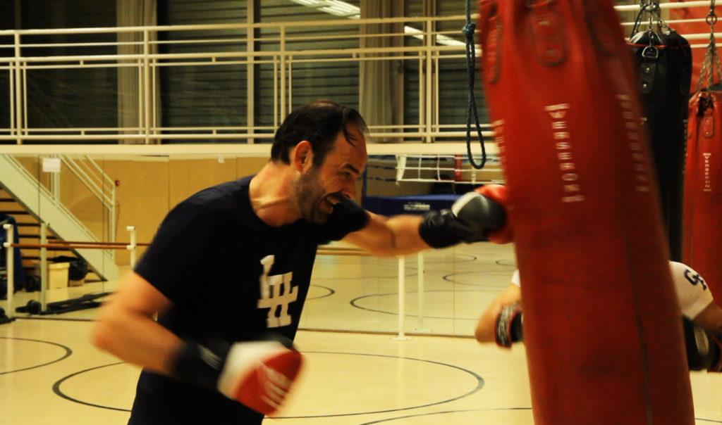 Boxe Edouard