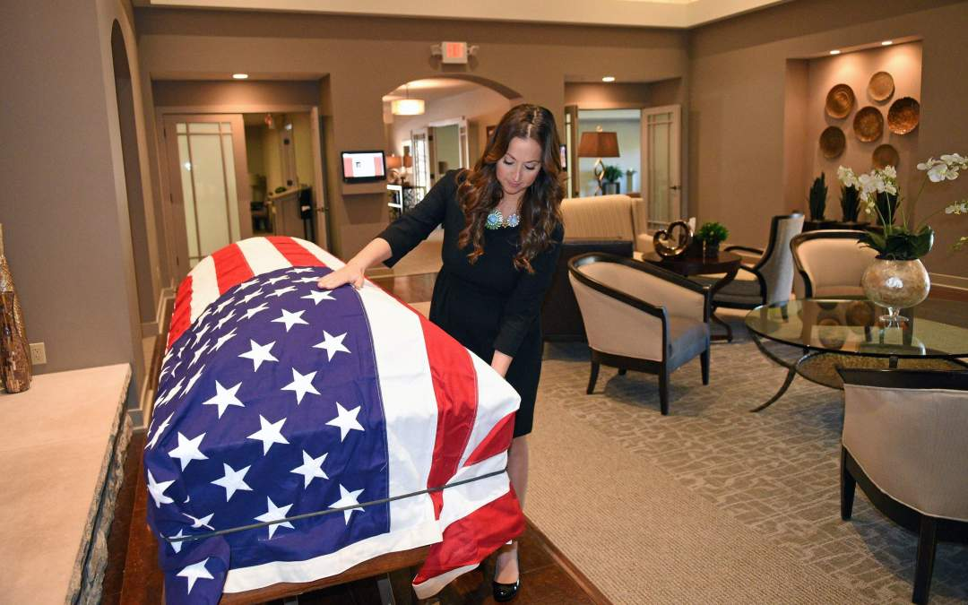 Not just a man's world: More women becoming funeral directors