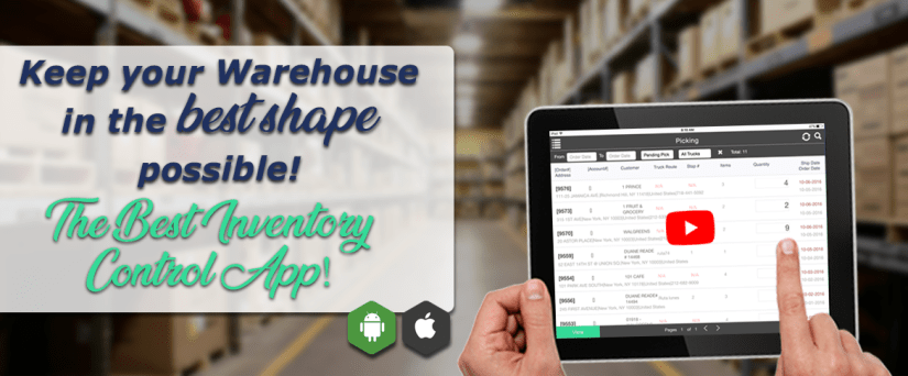 Perfect B2B Mobile Warehouse Management