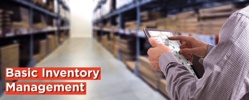 Basic Inventory Management