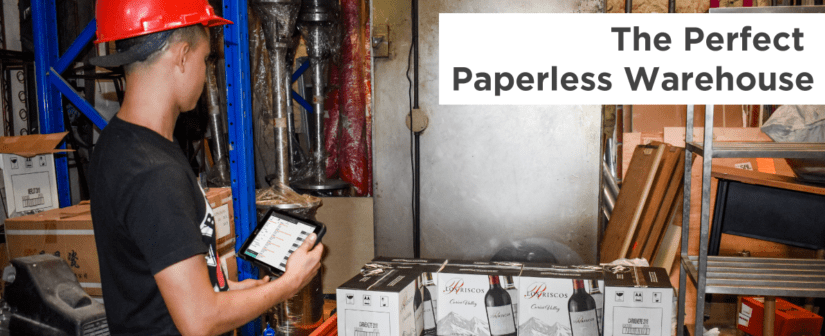 Paperless Warehouse Management