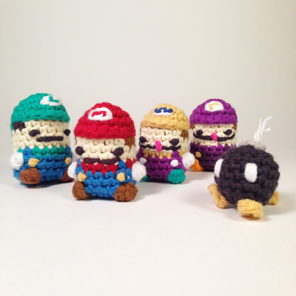 1Up Mushroom ( | Mario crochet, Crochet patterns amigurumi, Crochet  amigurumi | 1024x1024