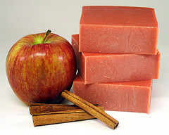 Spiced Cider Handmade Soap by BLSoaps