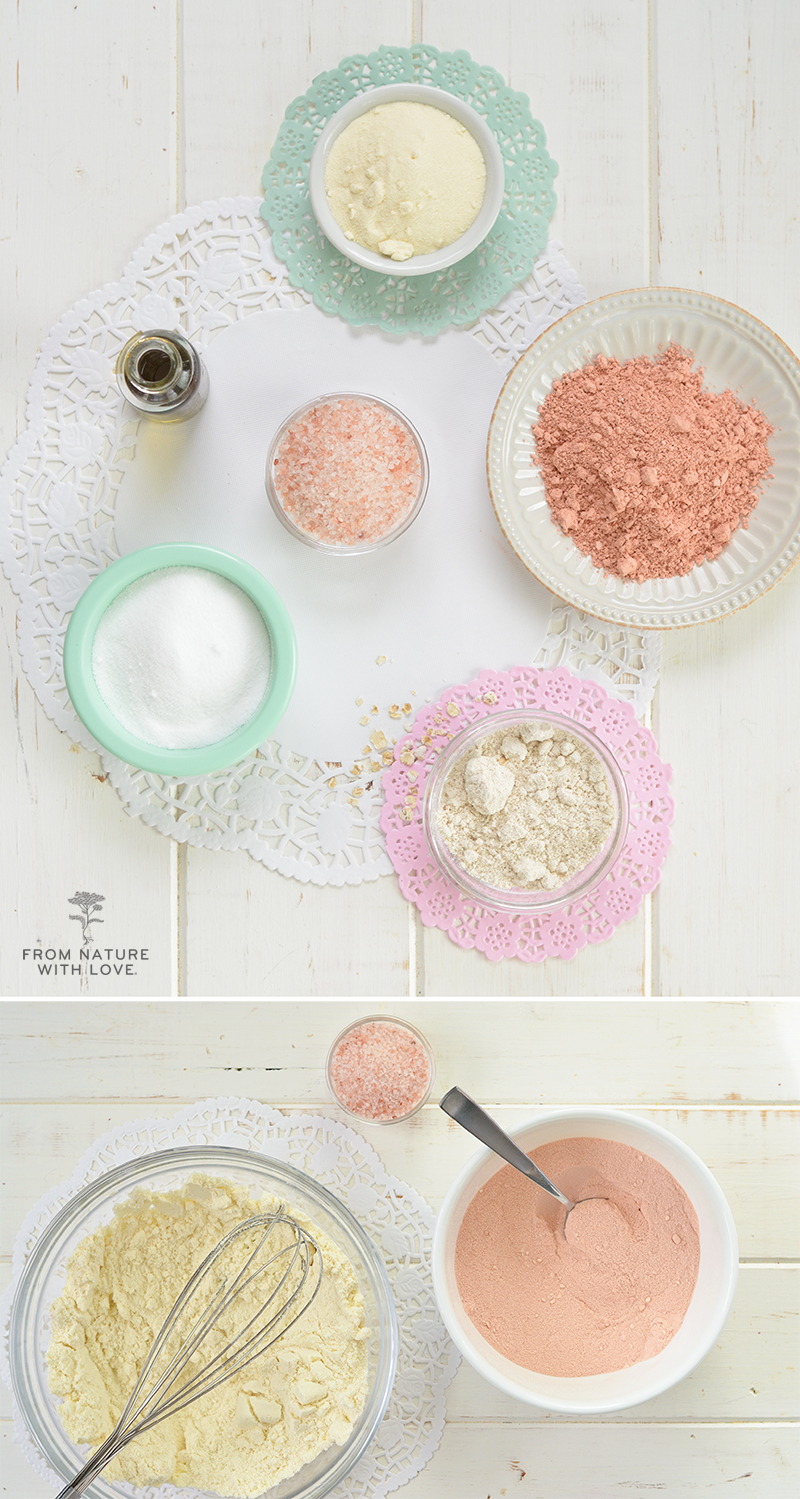 Himalayan Pink Salt Milk Baths5