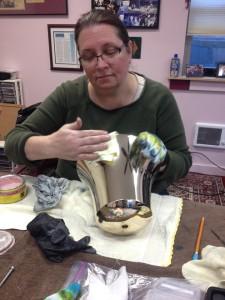 Ann polishing bell