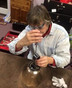 Patty tightening bell