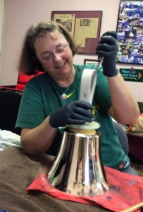 deb tightening bell