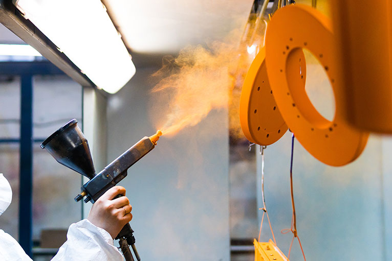 Industrial Powder Coating Specialists