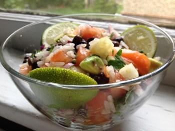 Salada Tica