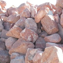 Redstone Red Boulders