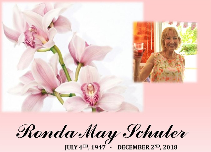 Ronda Schuler Celebration of Life