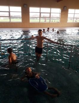 Codzienne zabawy w basenie są dla nas niesamowitą atrakcją
