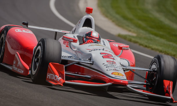 Juan Pablo Montoya Wins The 2015 Indianapolis 500 ~ By Dave Lewandowski