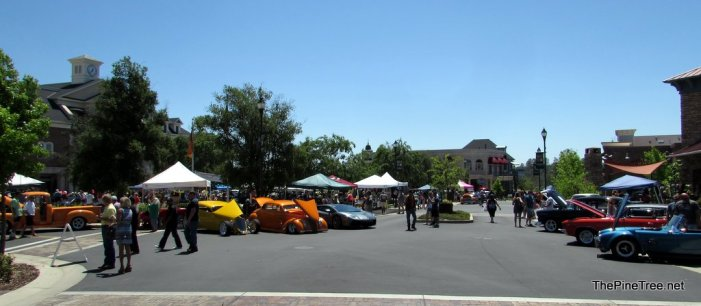 The Hot Copperopolis Car Show 2015