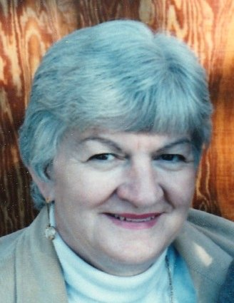 "Elizabeth Louise ""Betty"" Mitton 1933 – 2015"