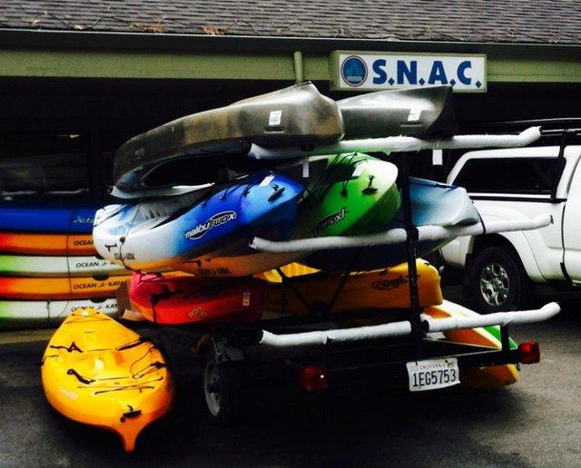 Big Memorial Day Kayak & SUP Sale At SNAC
