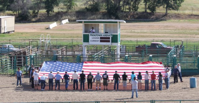CCPRA Rodeo Coming To Frogtown & Veterans Honored Saturday