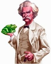 Twain On Compliments