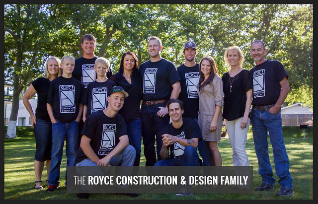 Let Royce Construction & Design Help With Your Next Project Or Rebuild