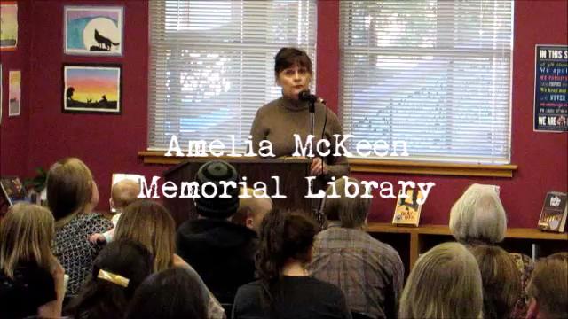 The Amelia McKeen Memorial Library Dedication