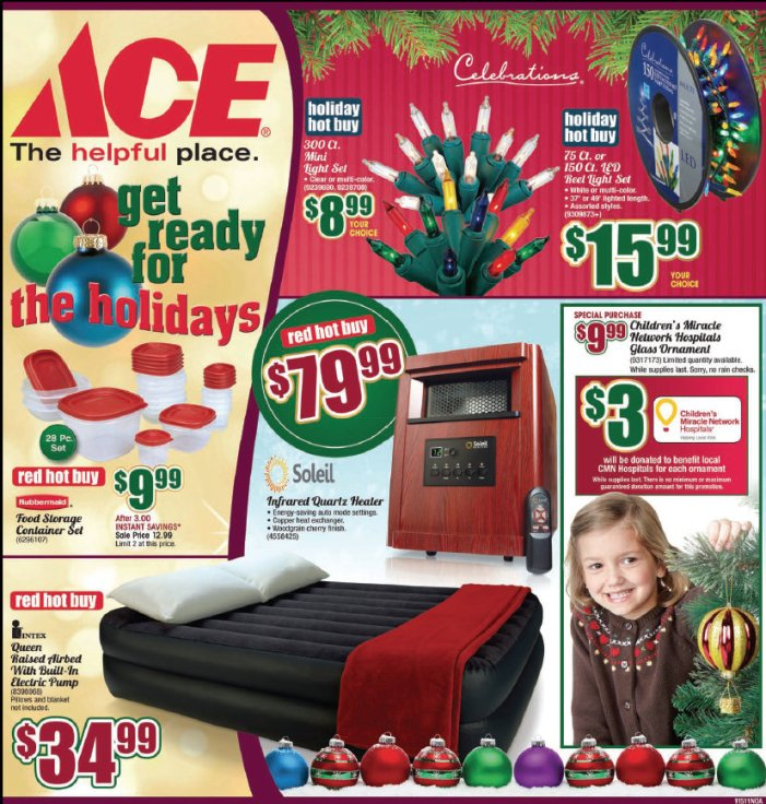 Arnold Ace Home Center Has Everything You Need For The Holidays