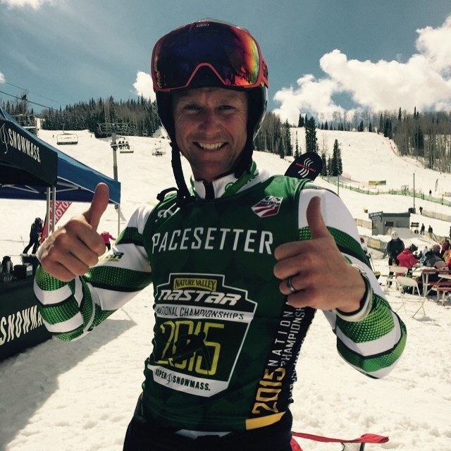 BVSEF & BVM Welcome Daron Rahlves to Bear Valley for NASTAR Regional Pacesetting Trials