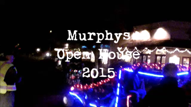 Murphys Open House 2015 Video