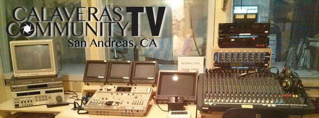 Calaveras County Public Access TV Studio PATV Schedule Through December 29th & The Inside View With Host Dana Nichols