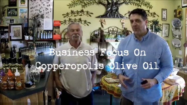 From Tree To Table Copperopolis Olive Oil Brings The Best To You